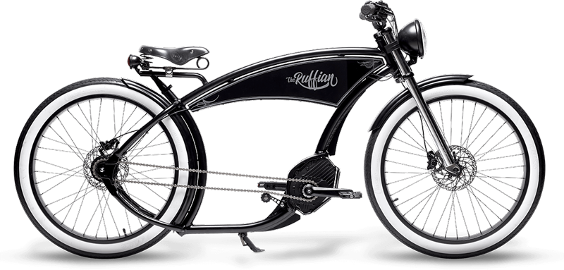Ruffian Bike - Black